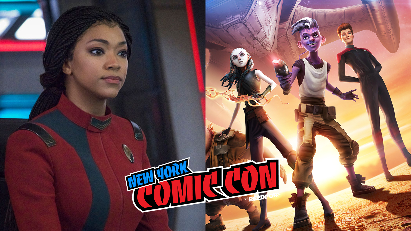 Star Trek Returns To New York Comic Con This Weekend With Prodigy Premiere And Discovery Panel
