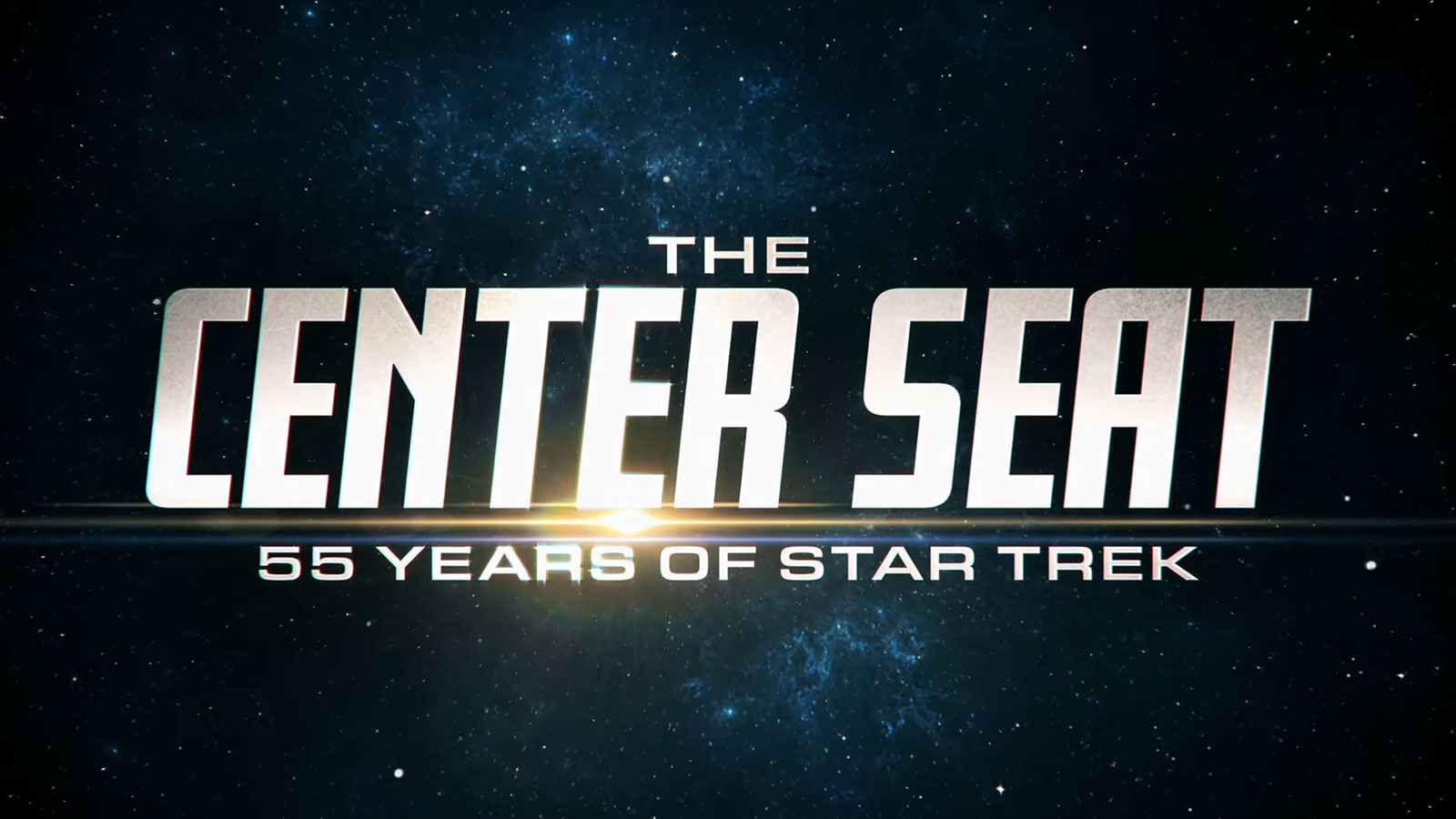 New Star Trek Docuseries 'The Center Seat' Announced, Coming This Fall